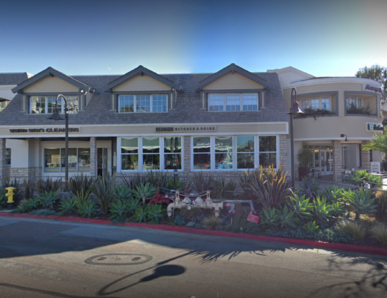 This is an exterior photo of the Laguna Beach location.